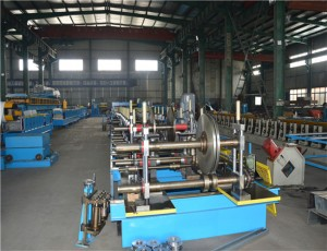 Cable Tray Manufacturing Machine