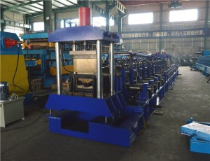 CU Post Roll Forming Machine