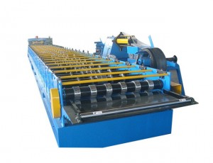 Deck Profile Making Machine