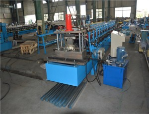 CZL Sigma section channel roll forming machine