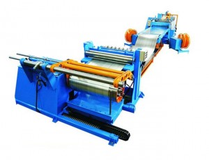 DBSL-1 × 650 Steel likawin Slitting Machine Line