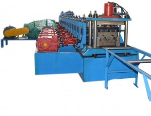 Safety Guardrail Forming Machine