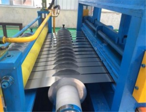 DBSL-2×850 Steel Sheet Coil Slitting Machine