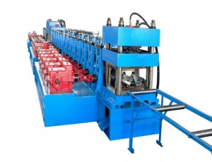 Roll Forming Machine For Guard Rails
