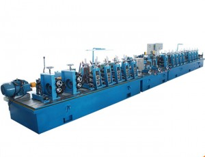 DB89 Welded Pipe Forming Tube Mill Machine Manufacturer