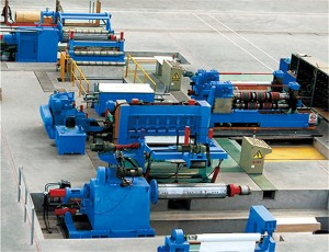 DBSL-10 × 1950 Coil Slitting Production Line