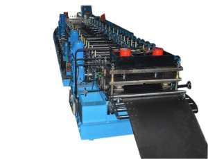 Cable Ladder Manufacturing Machine