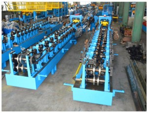Steel Profile C/Z Channel Machine