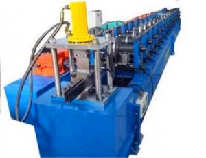 Solar Supports Roll Forming Machine