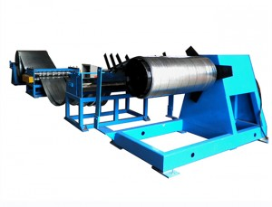 Simple Slitting Line High Speed Slitting Machine