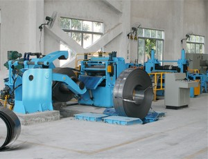 DBSL-5×1600 Slitting Machine Line