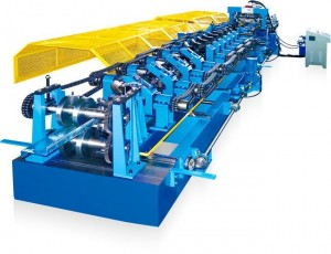 Z Channel Purlin Rolling Machine