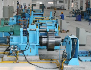 DBSL-6×1300 Steel Coil Slitting Machine Line