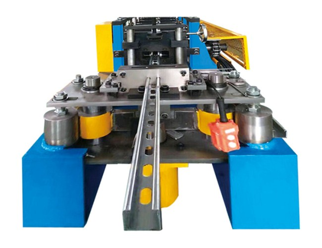 Unistrut Channel Roll Forming Machine Featured Image