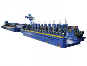 High Frequency Carbon Steel Tube Mill