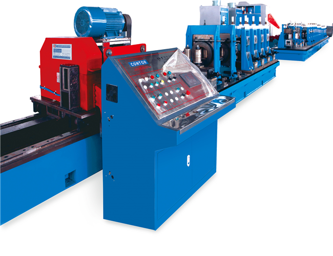 High Frequency Carbon Steel Tube Mill Featured Image