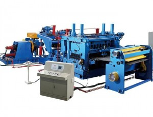 DBSL-3 × 1300 High Speed ​​Steel Slitting Line