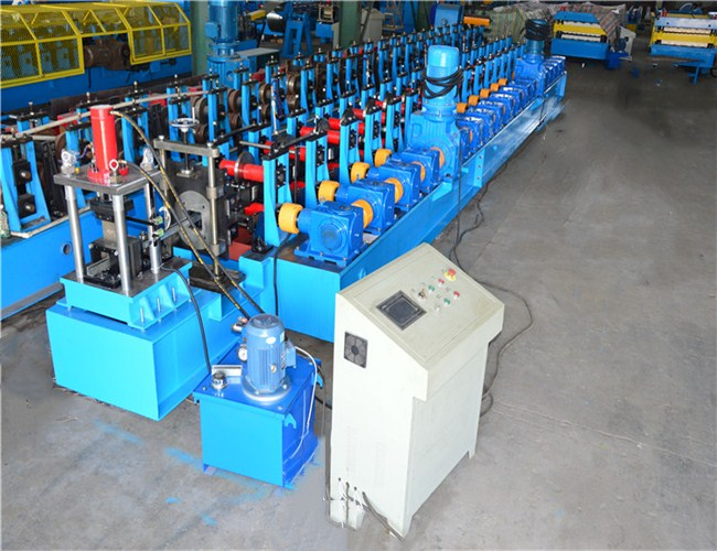 U Channel Roll Forming Machine Featured Image