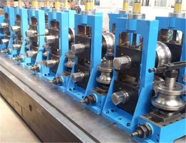 Welding tube forming technology