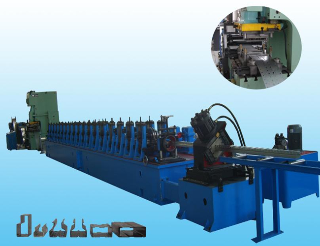 Rack Upright Roll Forming Machine Featured Image