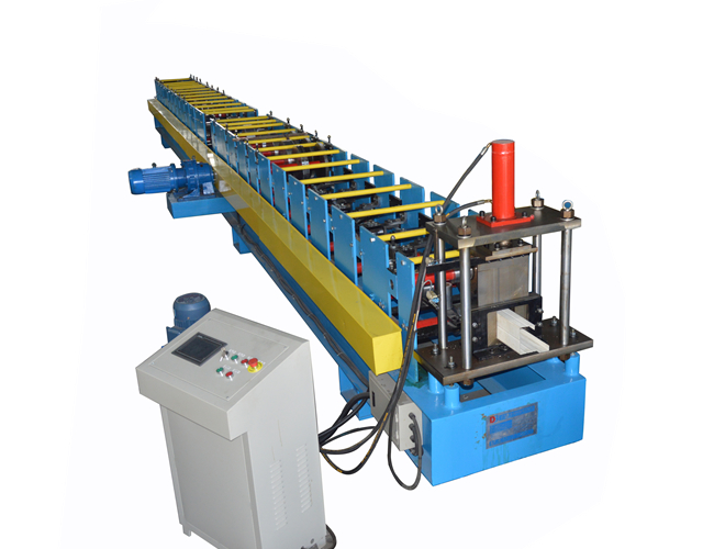 Quality/After-sales service guarantee rain gutter roll forming machine