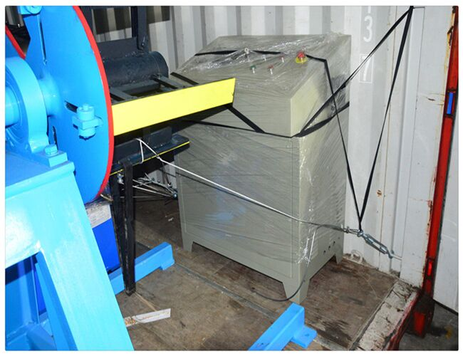DingBo How to Pack the Roll Forming Machine