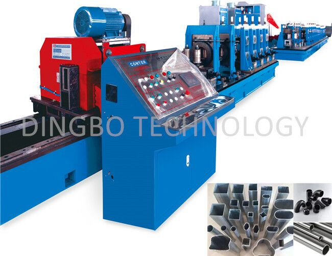 High-frequency tube mill