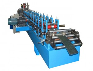C Shaped Purlin Forming Machine
